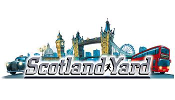 Ravensburger Spiel Scotland Yard Logo