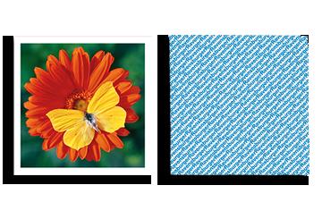 Ravensburger memory® Spielkarten Blume orange