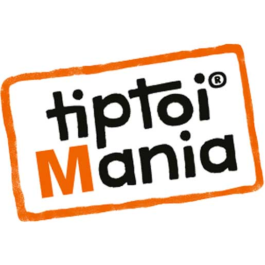 Tiptoi Mania Logo